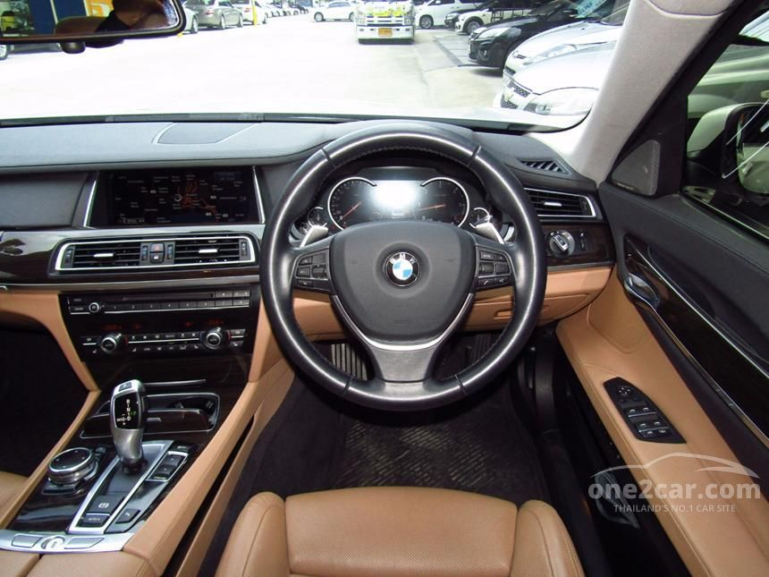 2015 BMW 730Ld Sedan