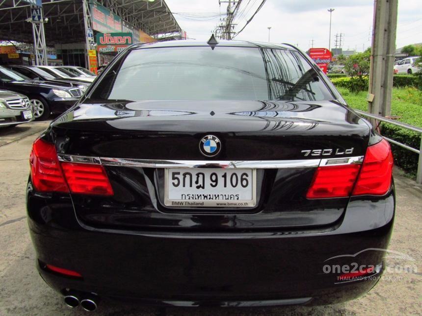 2011 BMW 730Ld Sedan