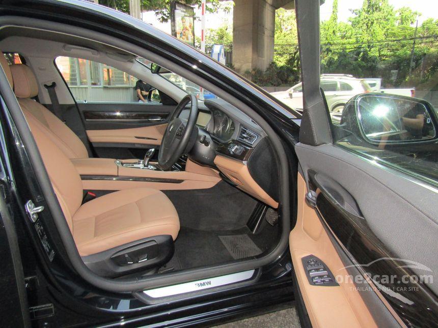 2013 BMW 730Ld Sedan