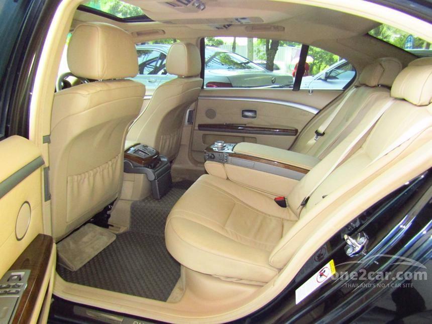 2007 BMW 730Li SE Sedan