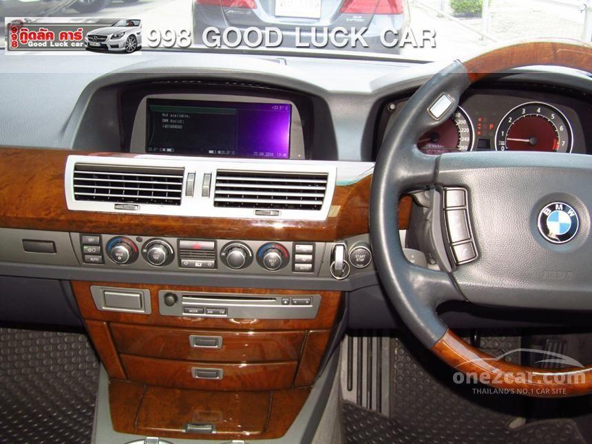 2006 BMW 730Li SE Sedan