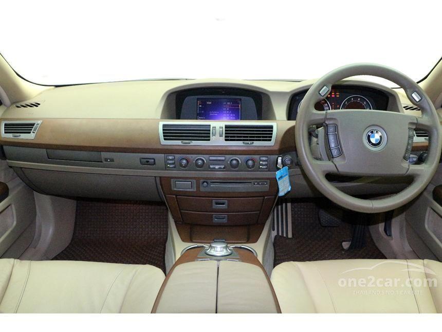 2003 BMW 730Li Sedan