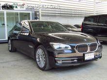 2014 BMW 730Li F02 (ปี 08-16) 3.0 AT Sedan