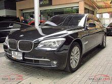 2013 BMW 730Li F02 (ปี 08-16) 3.0 AT Sedan
