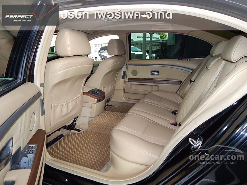 2005 BMW 730Li Sedan