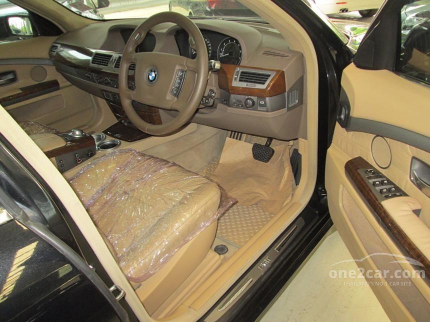 2008 BMW 730Li Sedan