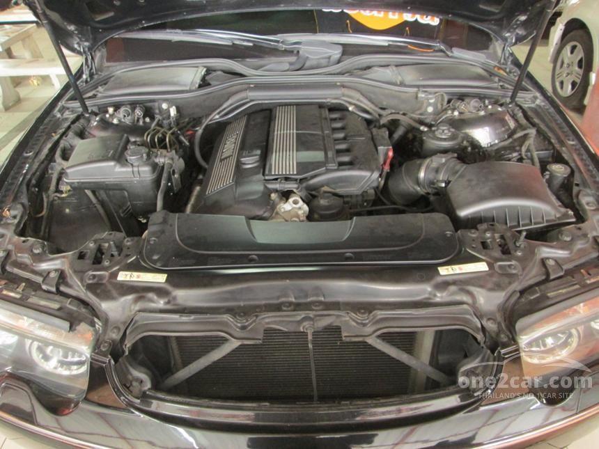 2004 BMW 730Li Sedan