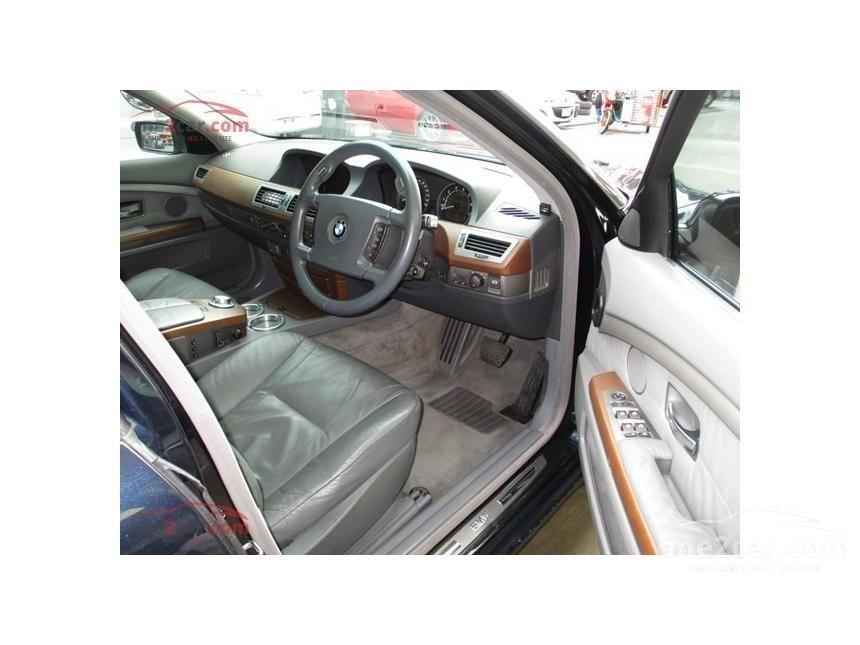 2005 BMW 735Li Sedan