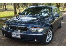 2003 BMW 735Li E66 (ปี 02-09) 3.6 AT Sedan