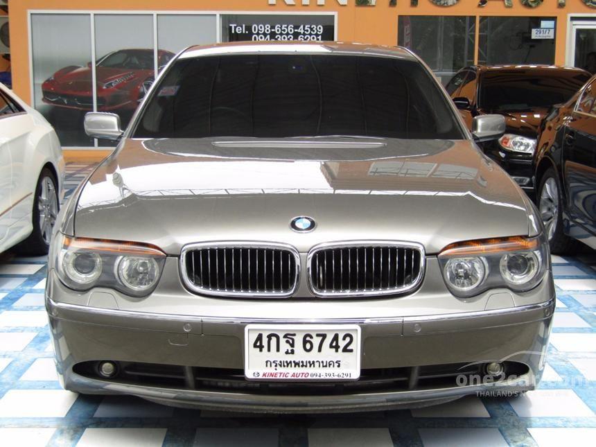 2004 BMW 735Li Sedan