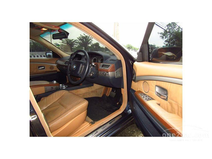 2003 BMW 735Li Sedan
