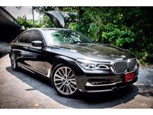 2017 BMW 740Li Pure Excellence 3.0 AT Sedan