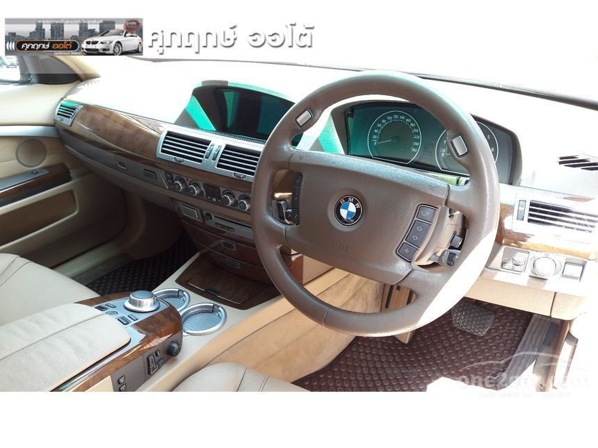 2006 BMW 740Li Sedan