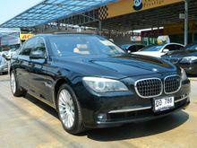 2011 BMW 740Li F02 (ปี 08-16) 3.0 AT Sedan