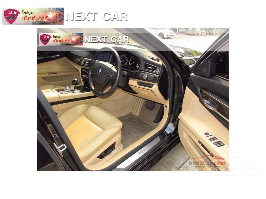 2010 BMW 740Li Sedan