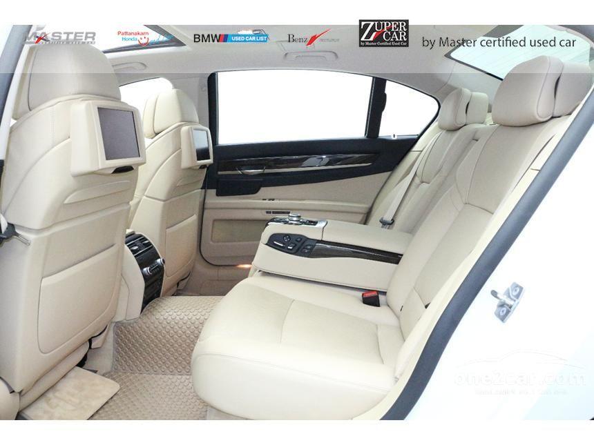 2009 BMW 740Li Sedan