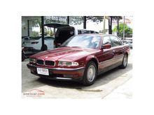 1996 BMW 750iL E38 (ปี 94-01) V12 5.4 AT Sedan