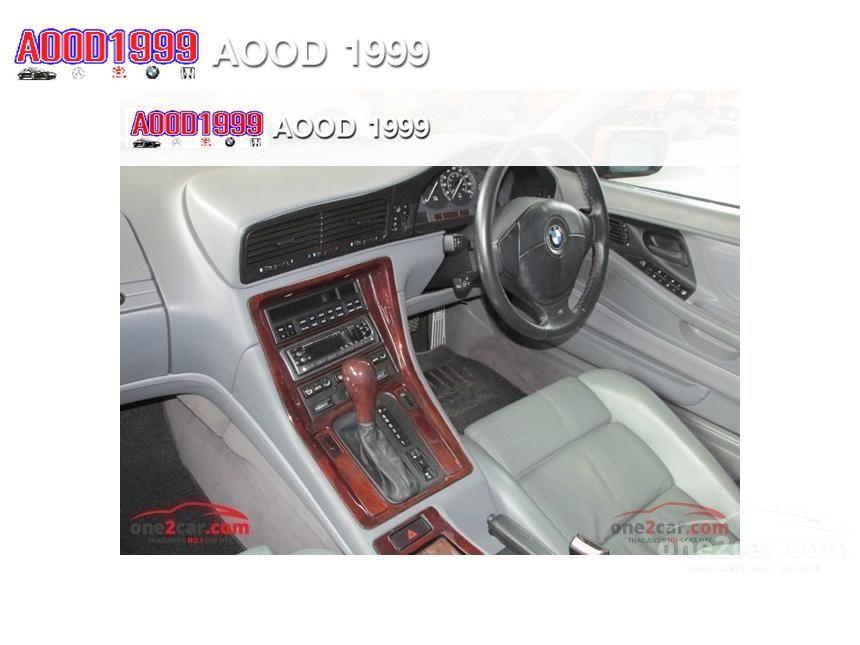 1994 BMW 850Ci Coupe
