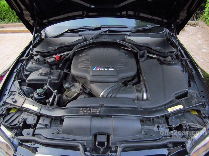 2010 BMW M3 Convertible