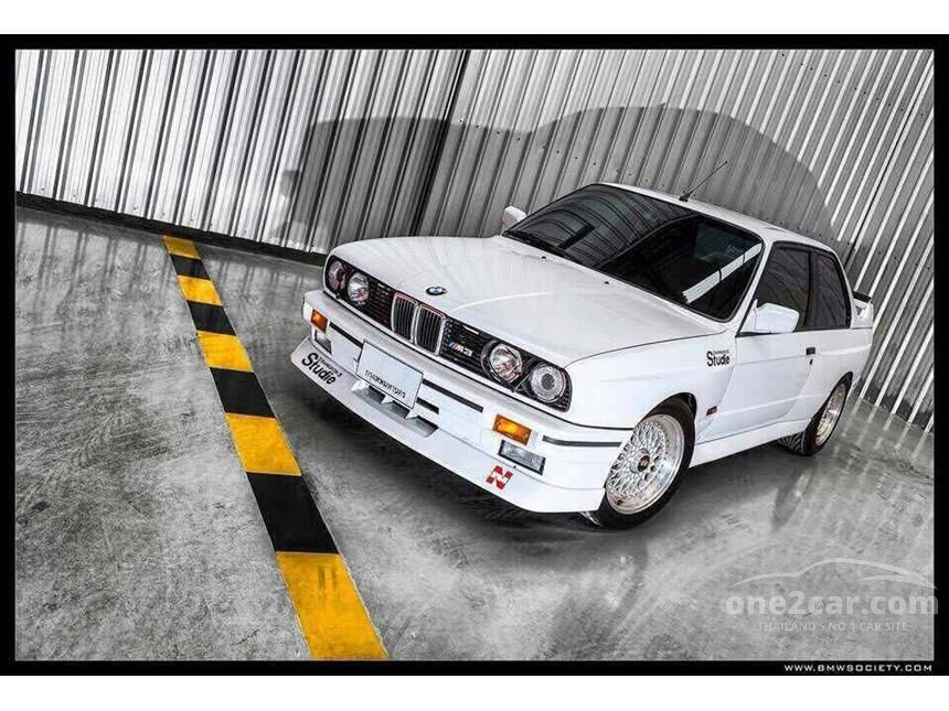 1988 BMW M3 Coupe
