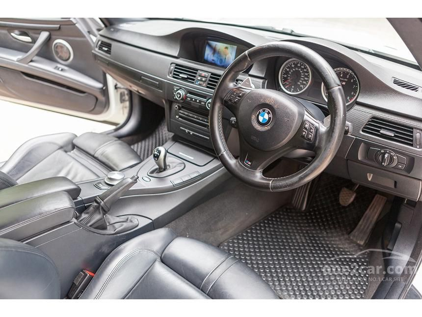 2009 BMW M3 V8 Coupe