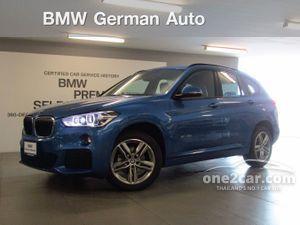 2018 BMW X1 2.0 F48 (ปี 16-20) sDrive18d M Sport SUV AT