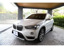 2016 BMW X1 F48 (ปี 16-20) sDrive18d 2.0 AT SUV