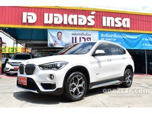 2017 BMW X1 2.0 F48 (ปี 16-20) sDrive18d xLine SUV AT