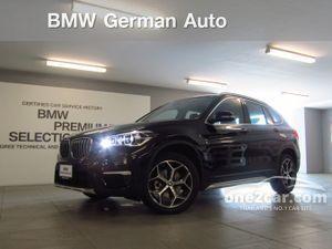 2018 BMW X1 2.0 F48 (ปี 16-20) sDrive18d xLine SUV AT