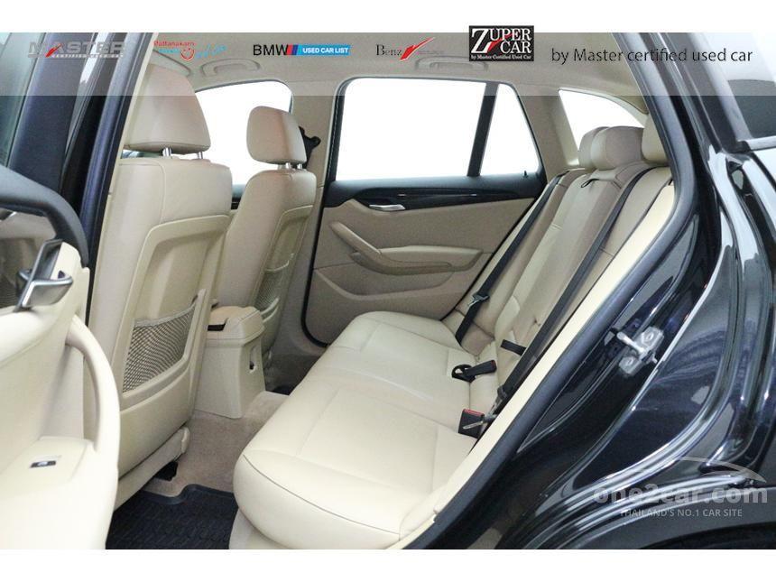2011 BMW X1 sDrive18i SUV