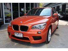 2016 BMW X1 E84 (ปี 09-15) sDrive18i 2.0 AT SUV