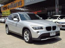 2012 BMW X1 E84 (ปี 09-15) sDrive18i 2.0 AT SUV
