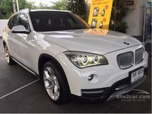 2015 BMW X1 E84 (ปี 09-15) sDrive18i 2.0 AT SUV
