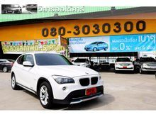 2011 BMW X1 E84 (ปี 09-15) sDrive18i 2.0 AT SUV