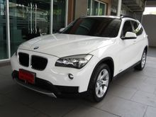 2014 BMW X1 E84 (ปี 09-15) sDrive18i 2.0 AT SUV