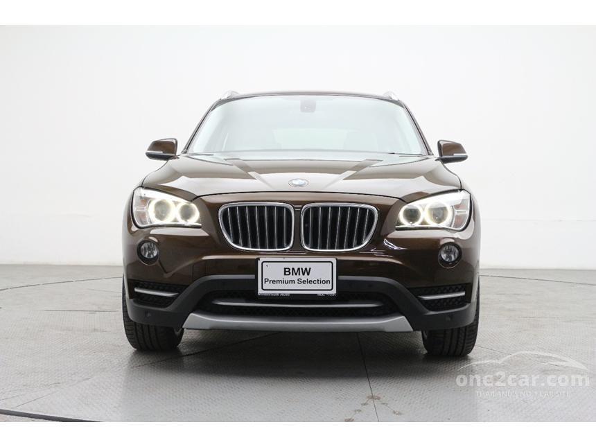 2013 BMW X1 sDrive18i SUV