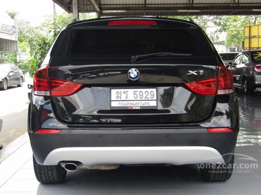 2012 BMW X1 sDrive18i SUV