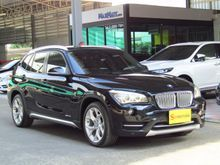 2013 BMW X1 E84 (ปี 09-15) sDrive18i 2.0 AT SUV