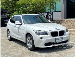 2013 BMW X1 2.0 E84 (ปี 09-15) sDrive18i xLine SUV AT