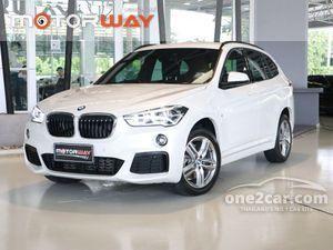 2020 BMW X1 2.0 F48 (ปี 16-20) sDrive20d M Sport SUV