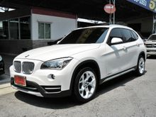 2013 BMW X1 E84 (ปี 09-15) sDrive20d 2.0 AT SUV