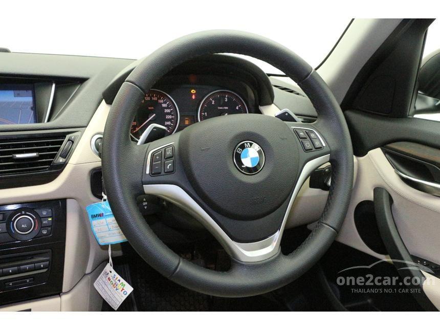 2015 BMW X1 sDrive20d SUV
