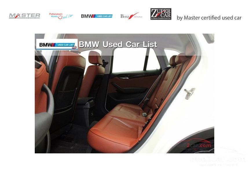 2011 BMW X1 sDrive20d SUV