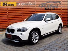 2012 BMW X1 E84 (ปี 09-15) sDrive20d 2.0 AT SUV