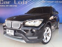 2015 BMW X1 E84 (ปี 09-15) sDrive20d 2.0 AT SUV