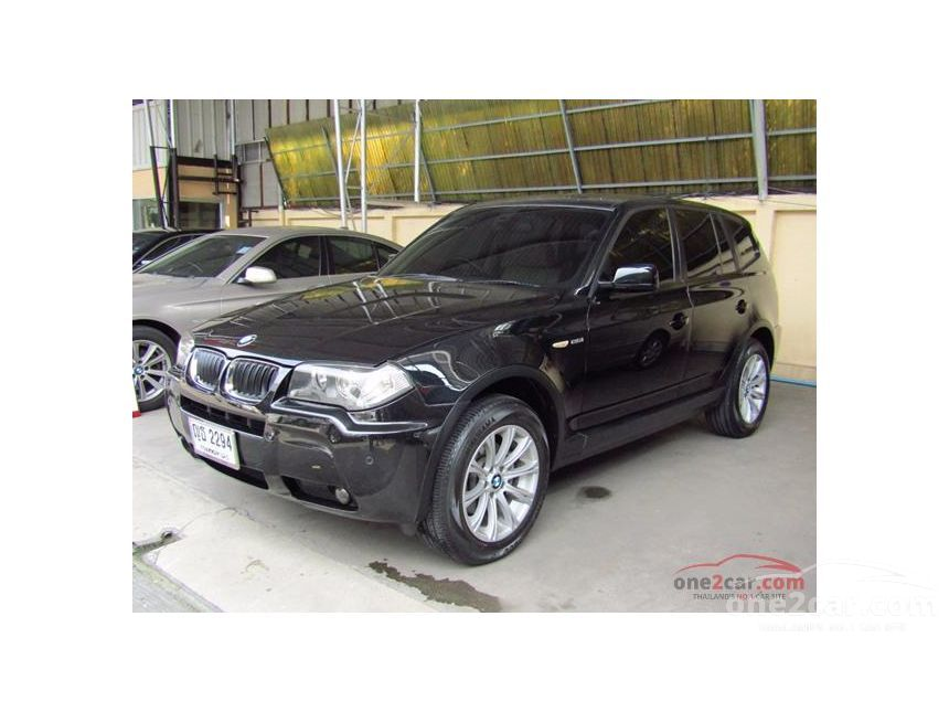 2006 BMW X3 SUV