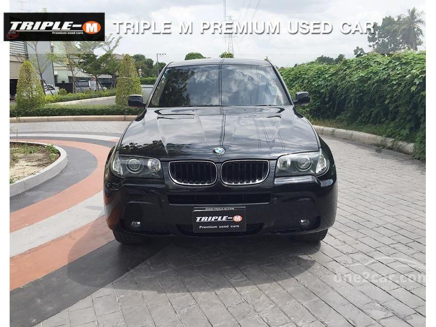 2007 BMW X3 SUV