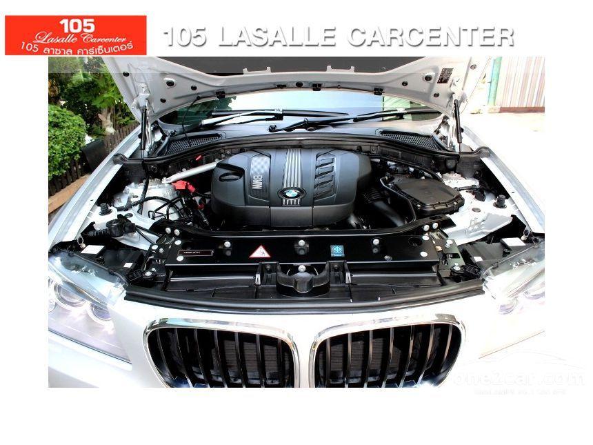 2012 BMW X3 xDrive20d SUV