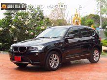 2012 BMW X3 F25 (ปี 10-16) xDrive20d 2.0 AT SUV