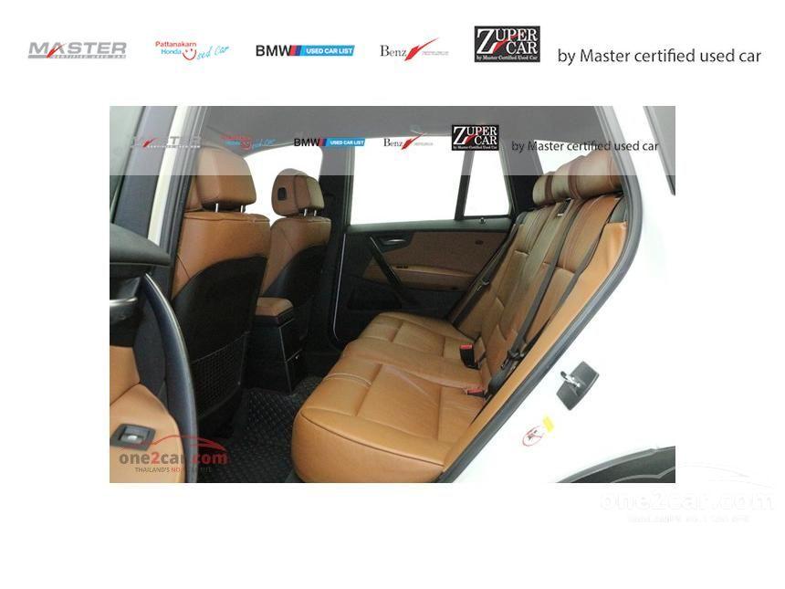 2010 BMW X3 xDrive20d SUV